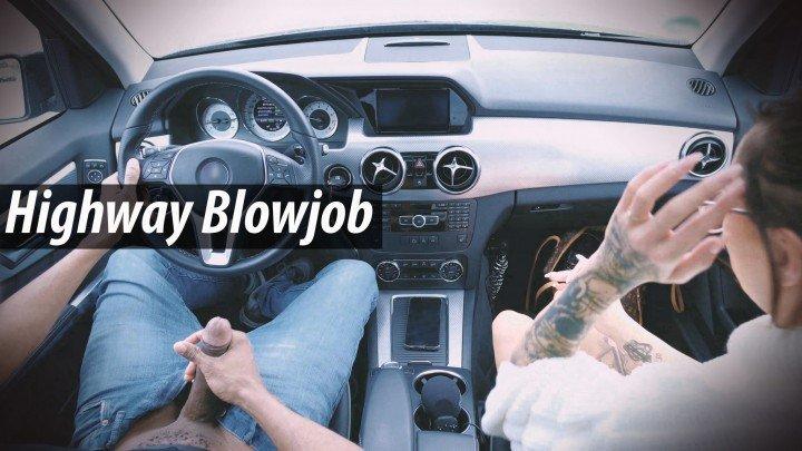 [4K Ultra HD] Mandala 4K Highway Blowjob _Mandala_ - ManyVids-00:05:01   Big Boobs, Tattoos, Public Blowjob - 544,9 MB