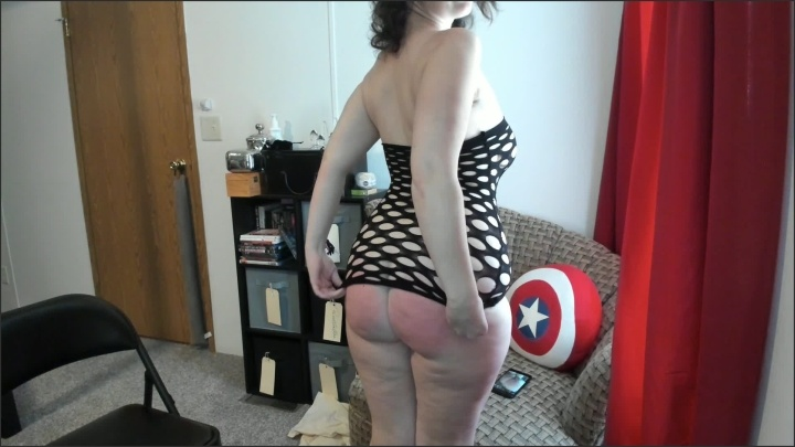 Abigailgrey Spanks Task Size