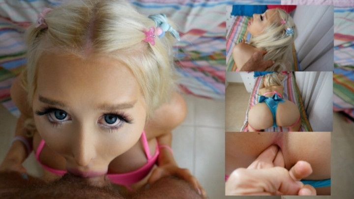 Amandatoy Daddy Fucks Me On Cam For The First Time