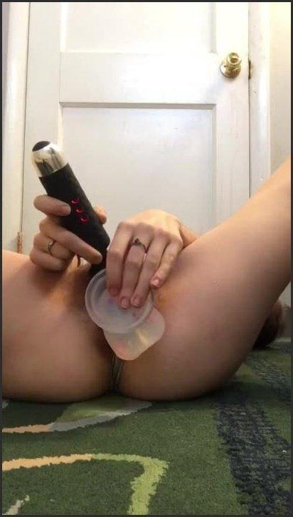 [HD] Vibrator Dildo Vid - Amethyst1997 - - 00:08:57 | Dildo Pussy, Toys - 45,1 MB