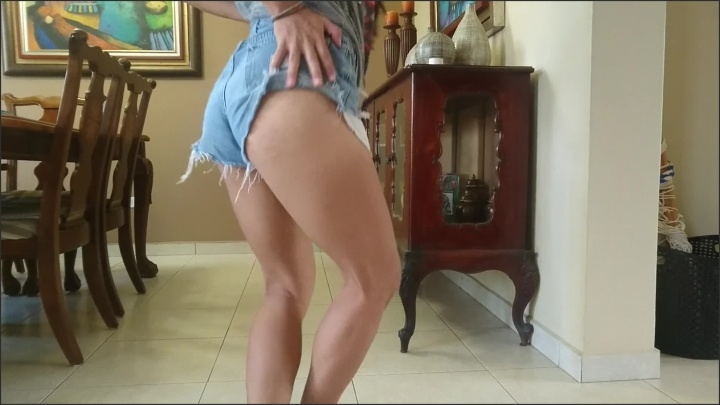 [Full HD] Anna Teasing And Twerking In Tumblr Outfit - Annaxnasty - - 00:08:15 | Small Tits, Tumblr - 190,2 MB