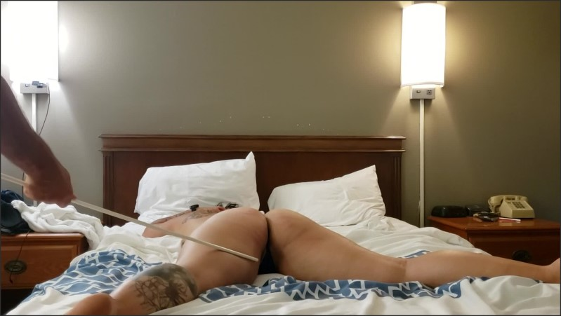 [Full HD] Impromptu Caneing For Her Ty Behavior On Vacation  - Awokendesires - -00:17:02 | Butt, Submissive Wife, Panties - 640 MB