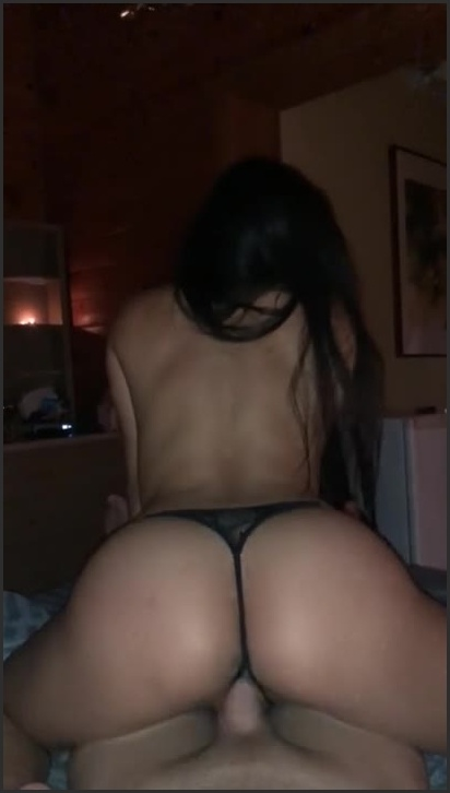 Tight Teen Reverse Cowgirl