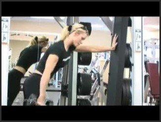 [LQ] Blondechic Net My Little Workouts For You 0010 Wmv - Blondchic - - 00:06:33   Sexy, Hot, Legs - 17,8 MB