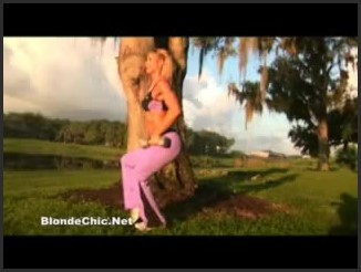 [LQ] Muscle Lover Video 2 - Blondchic - - 00:06:43   Exclusive, Blonde - 19,5 MB