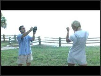 [LQ] Very Hot Blonde Girl - Blondchic - - 00:15:08 | Posing, Bodybuilders - 32,7 MB