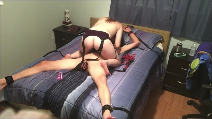 [Full HD] Punished In Chastity - Bradyandlynncooper - - 00:55:40 | Kink, Red Head - 2 GB