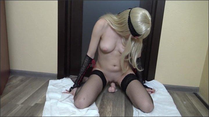[Full HD] Dildo Ride Till Hot Orgasm Convulsion After Hard Day On The Floor - Chastitylady - - 00:08:56 | Teen Masturbation, Toys - 190,5 MB