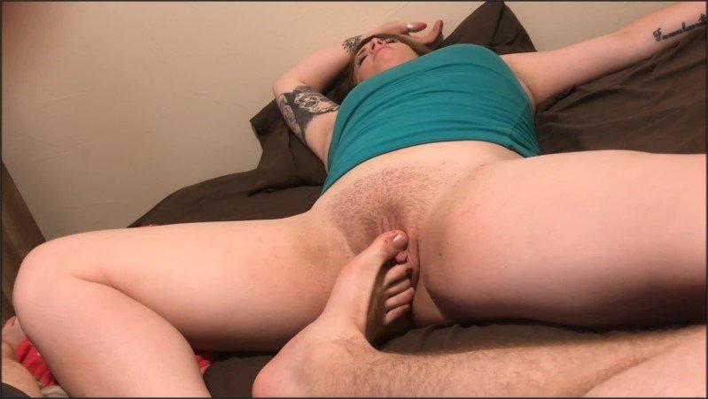[Full HD] Getting A Pussy Footjob  - Chunucka - -00:07:34   Verified Amateurs, Brunette - 285,1 MB