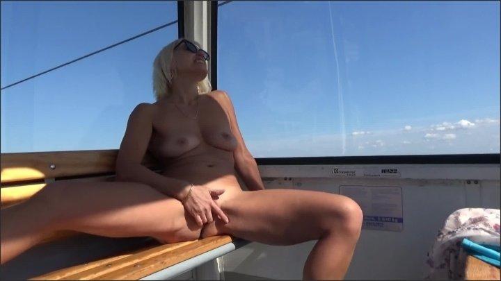 [Full HD] Very Hot Orgasm On Telecabine - Cindyangel - - 00:08:01 | Telecabine, Masturbate - 205,8 MB
