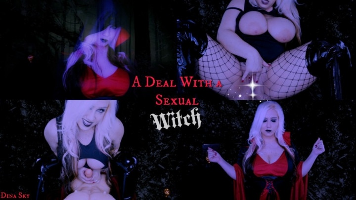 Clubdinasky A Deal With A Sexual Witch