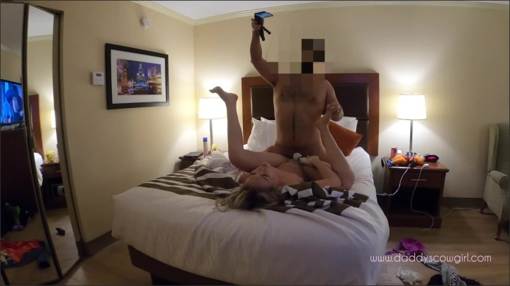 [WQHD] Anal Creampie For Hot Wife Fucking In Hotel Room Daddyscowgirl - Daddyscowgirlvideo - - 00:16:17   Hotel, Hotwifexxx - 392,3 MB