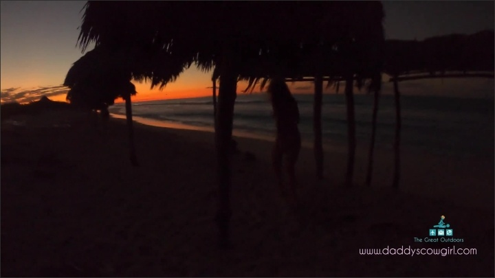[WQHD] Romantic Sunset Sex Hot Wife Fucking On A Public Beach Daddyscowgirl - Daddyscowgirlvideo - - 00:07:11 | Young Girl, Public Blowjob - 93,9 MB