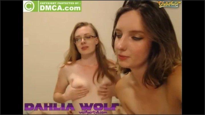 [HD] Dahliaxwolf Mff Threesome Hardcore Sex Movie Wolfparty3 - Dahliaxwolf -  - 02:01:38 | Teen Threesome, Pov - 1,2 GB