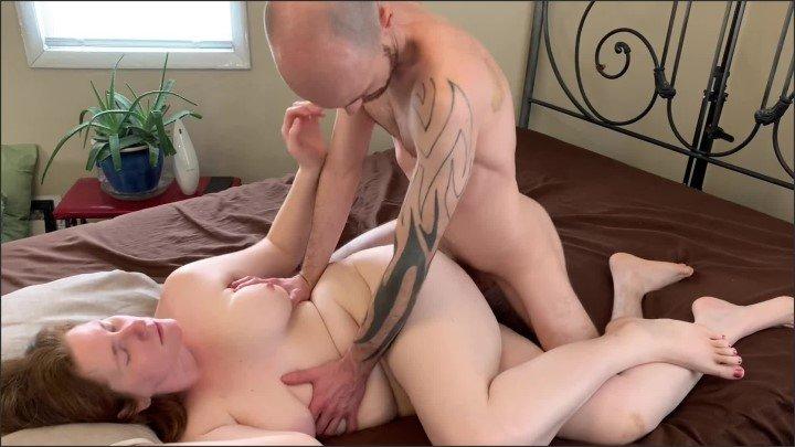 [Full HD] Chubby Redhead Girlfriend Sucks And Fucks Her Man - Eversoxxx - - 00:19:34 | Big Dick, Red Head, Verified Couples - 444,5 MB