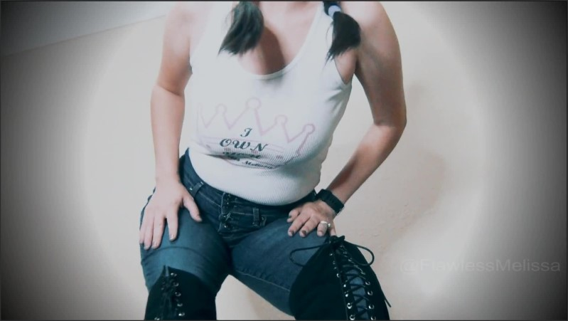 [Full HD] Jean Slut Jeans Fetish Flawless Melissa  - Flawlessmelissa - -00:06:05 | Exclusive, Girl In Jeans - 134,2 MB