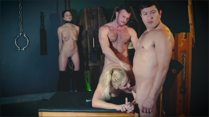 [WQHD] Goodvibescouple Cuckquean Foursome In The Sex Dungeon - GoodVibesCouple -  - 00:41:18 | Lick Cum Off Tits, Big Tits - 808,2 MB