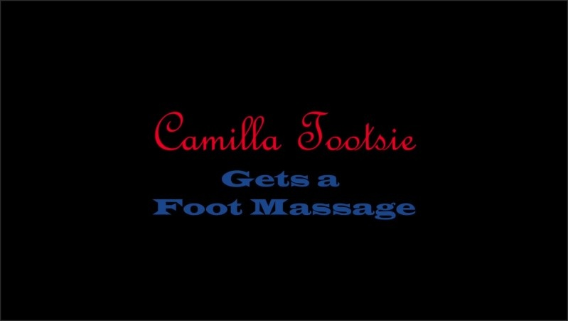 [Full HD] Camilla And Her Foot Boy  - Greatbritishfeet - -00:20:20 | 60Fps, Foot Servant - 343,2 MB