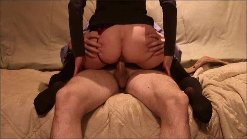 [Full HD] Wife Wanted A Creampie After Work  - Happyus - -00:10:04 | Exclusive, Panties - 1,4 GB