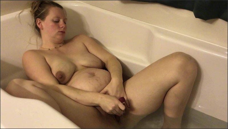 [Full HD] Pregnant Bathtub Masturbation - Hottthing - -00:06:40 | Pregnant, Solo Female - 377,3 MB
