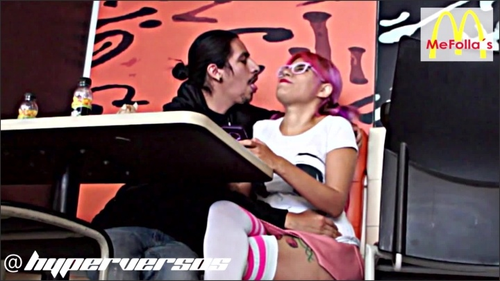 [Full HD] Jovencita Masturbandose En El Mcdonal S - Hyperversos - - 00:10:15 | Verified Amateurs, Young - 315,8 MB