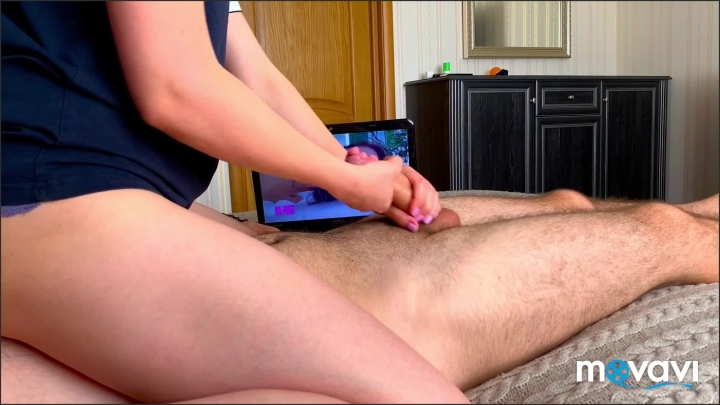 [Full HD] 46 Playing Stamina Trainer He Almost Win Lol - Julia Softdome - - 00:11:11 | Hardcore, Endurance - 214,2 MB