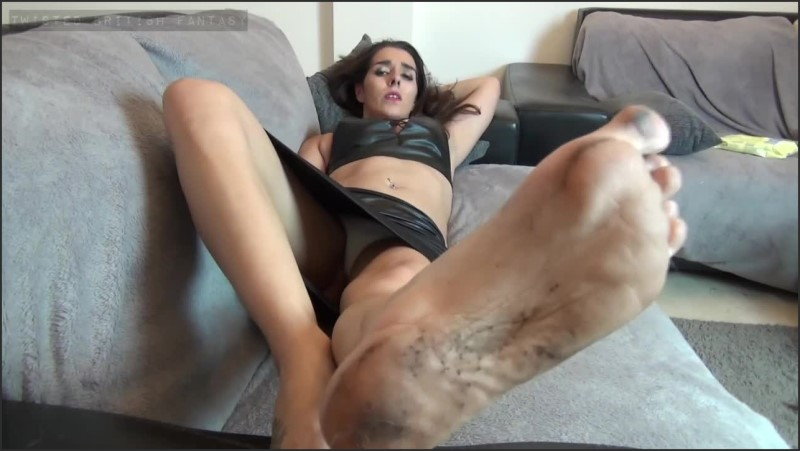 [HD] Leather Mistress Filthy Foot Worship Pov - Kateclips4Sale - -00:07:12 | Milf, Amateur, Solo Female - 68,9 MB