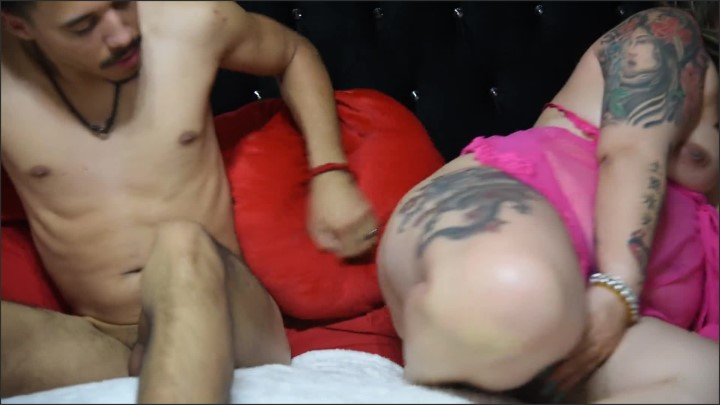 [Full HD] Milf Stepmom Wants The Big Cock Of Her Stepson So Bad - Kekebunny - - 00:10:02 | Asian, Pussy Licking - 208,3 MB