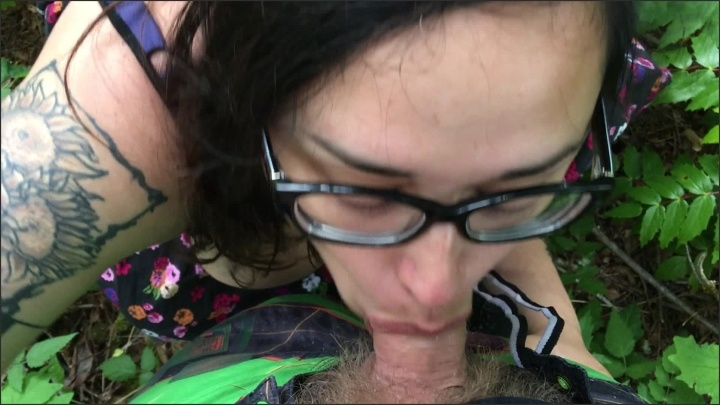 Brooke Wylde Pov Blowjob