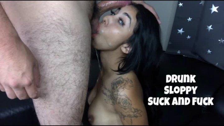 Kinkyjasmine Sloppy Suck And Fuck
