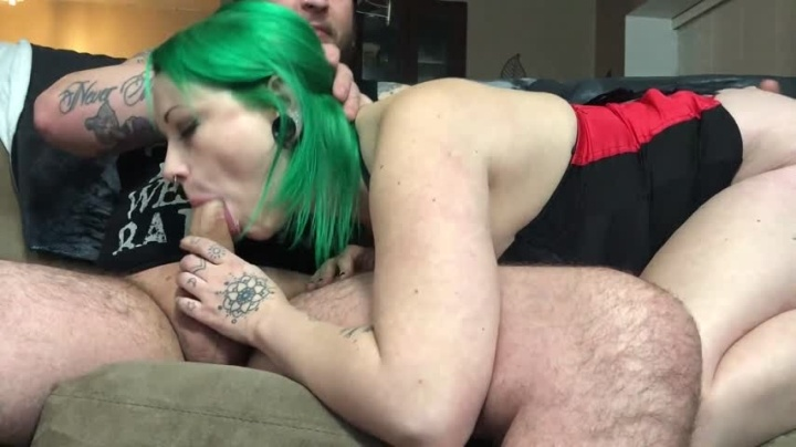 Knifeprtyxox Tattooed Couple Fucks