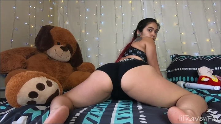 [Full HD] Lilravenfoxx Watch Me Twerk To Hip Hop Music - Lilravenfoxx - ManyVids - 00:06:30 | Gfe, Wet Look, Glass Dildos - 174,9 MB