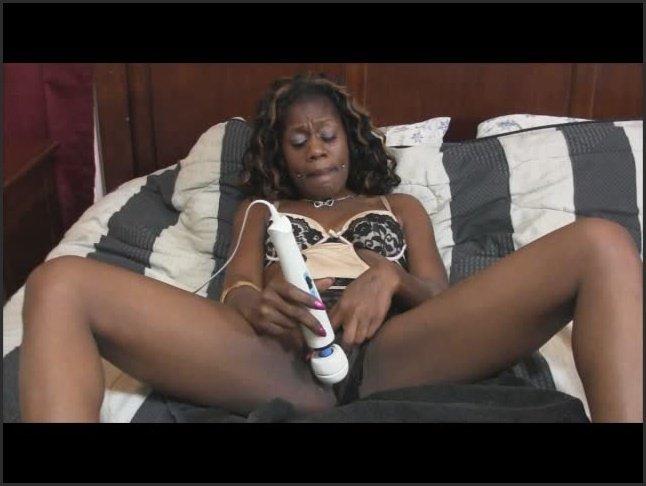Sexy Black Models 1St Hitachi Experience