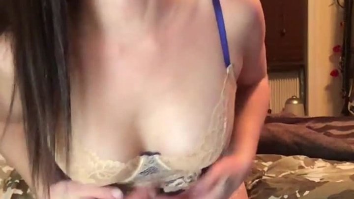 Luceemoon Showing Off Lingerie