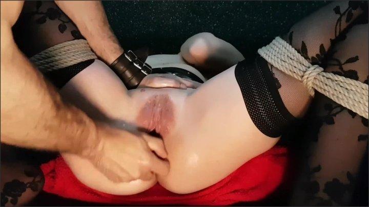 [Full HD] Lysdhee Clitoris Torture Vibrator Intense Orgasm Bondage - Lysdhee -  - 00:06:09 | Petite, Fetish, Hd Porn - 142,3 MB
