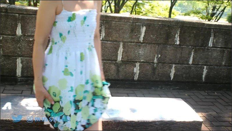 [Full HD] Japanese Wife Public Flashing In The Park - Mameotokomarron - -00:19:57   Asian, Solo Female - 2 GB