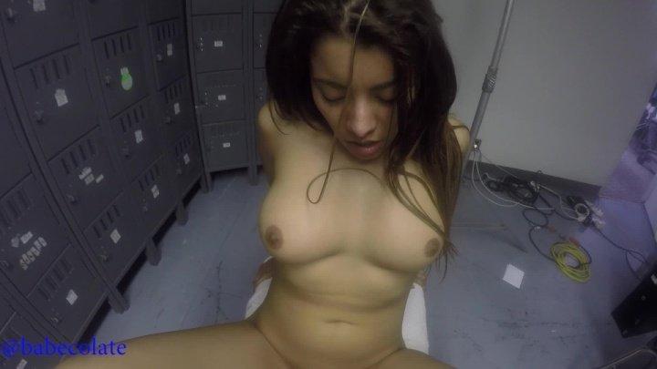 Mayamorena Locker Room Squirting Madness