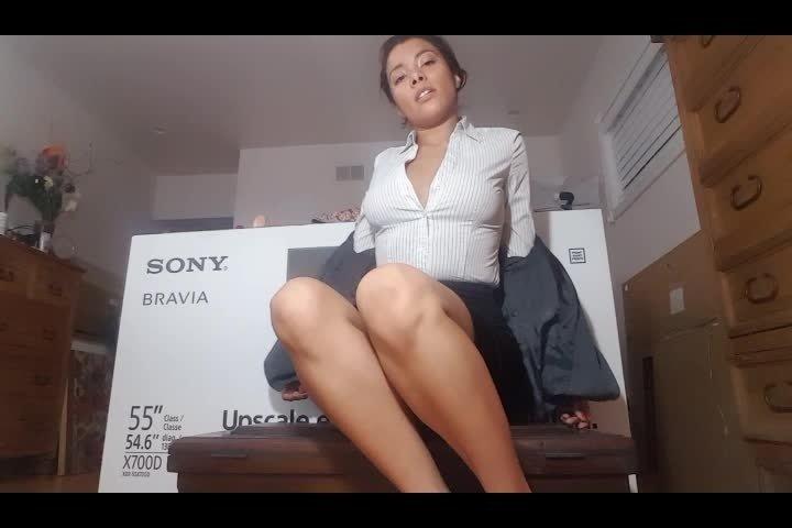 Mayamorena Sexy Secretary Wants To Play