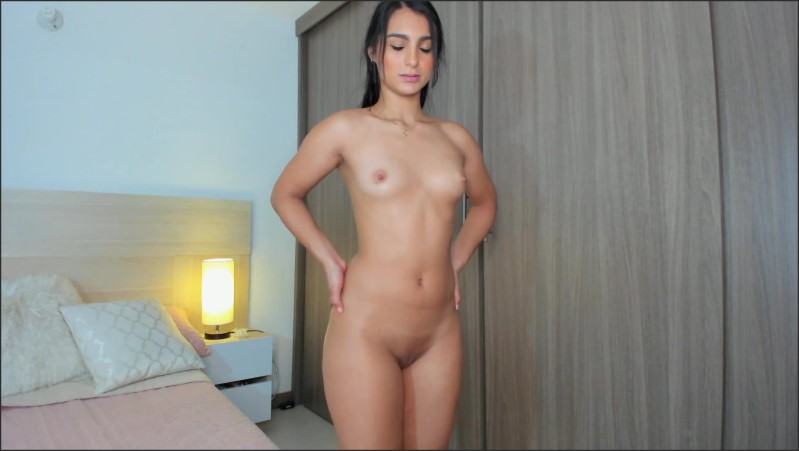 [Full HD] When I M Horny I Turn In A Complete Slut - Melanyrosse - -00:07:50 | Fit Body, Small Tits - 134,2 MB