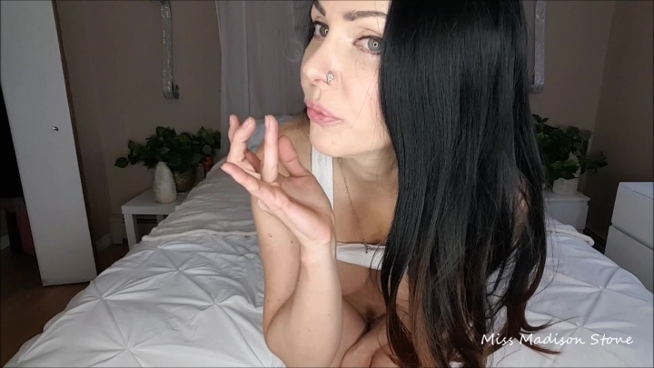 Miss Madison Extracting Your Cum Eating Virginity
