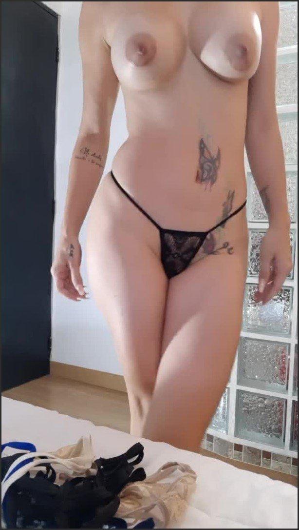 [SD] Proving All My Underwear Milf Missbeatrichemon - Missbeatrichemon - -00:08:58 | Mother, Milf, Kink - 95,1 MB