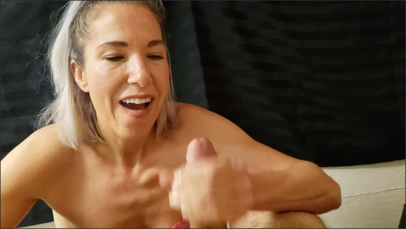 [Full HD] Handjob With Cum Play - Misshornymiss - -00:09:41 | Milf, Amateur - 262,4 MB
