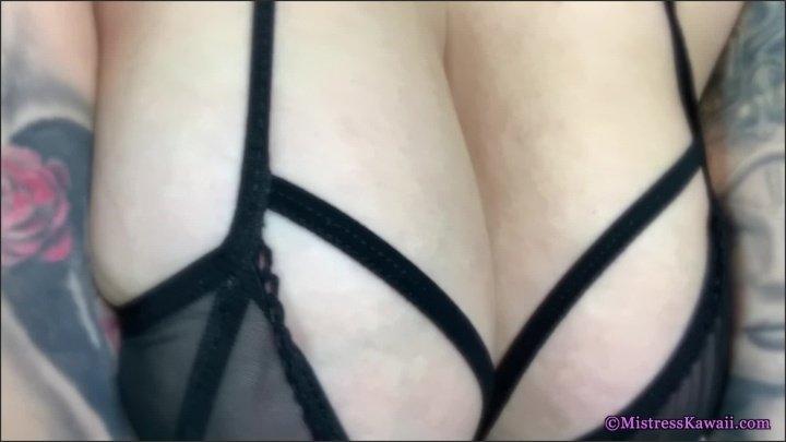 [Full HD] Horny Tit Slave - Mistresskawaii - - 00:08:03 | Exclusive, Tattooed Women - 273,3 MB