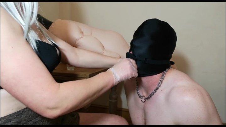 [Full HD] Chastity Release Beta Husband Milks Himself Then Tries For An Orgasm - Mysticalphoto - - 00:09:10 | Beta Male, Blonde - 178,4 MB