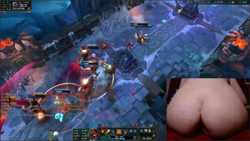 [Full HD] Relaxed Aram With Swollen Butthole League Of Legends 11 Luna  - Nerdyluna98 - -00:25:06 | Verified Amateurs, Butt, German Girl - 587,5 MB