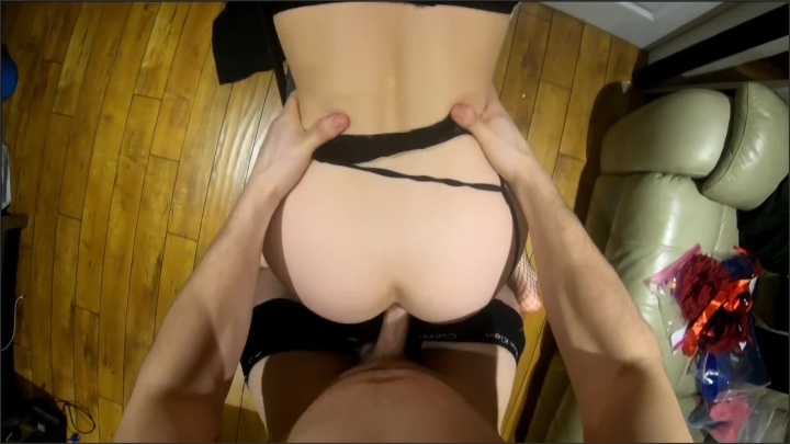 [Full HD] 18 Year Old College Teen Getting Fucked Pov - Nothingbutrough - - 00:10:16 | Exclusive, Big Tits - 312,8 MB