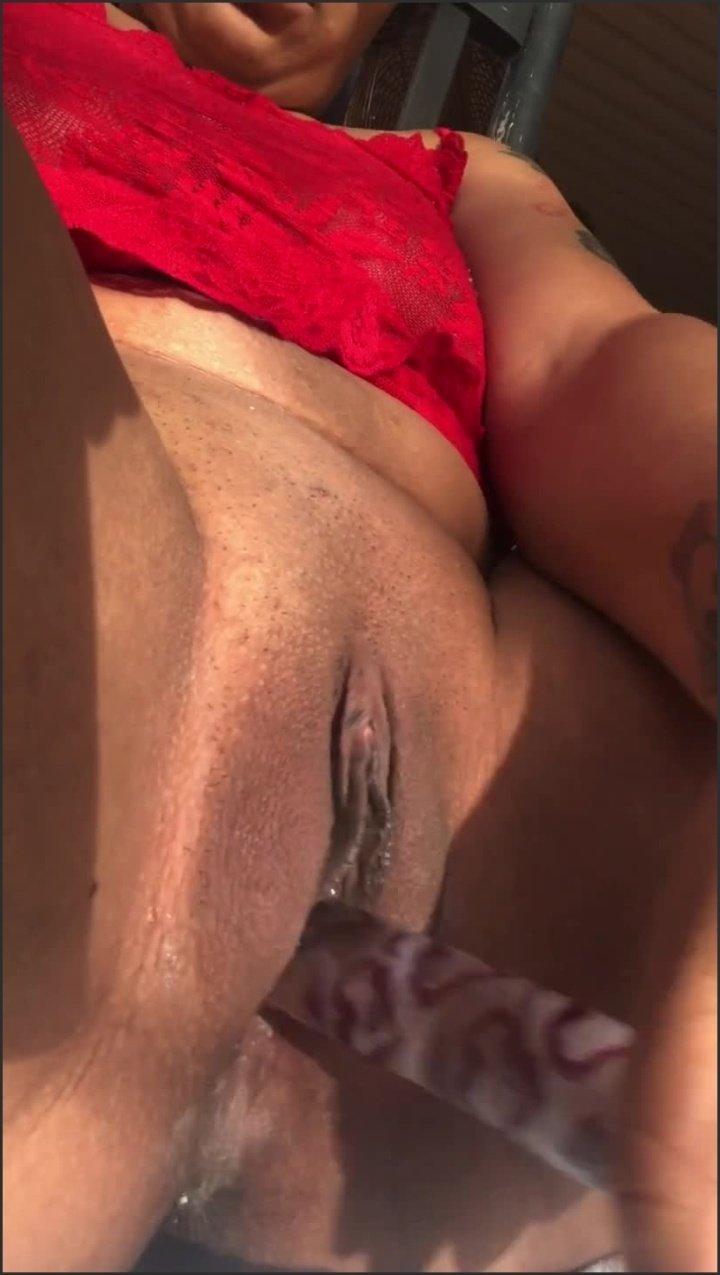 [SD] Squirting-In-My-Backyard - Roserenrose - - 00:06:16 | Masturbate, Masturbation, Chubby - 125,2 MB