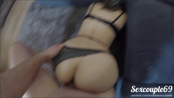 [WQHD] Pawg-Teen-Riding-Hard-Doggy-And-Creampie-Sexcouple69 - Sexcouple69 - - 00:08:21   Riding, Blowjob - 190,8 MB