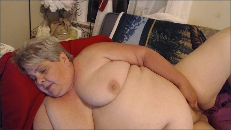 [Full HD] Sick But Horny  - Sexcravedgrandma - -00:19:18 | Masturbate, Big Ass - 869,4 MB
