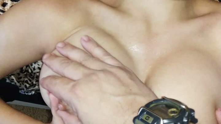 Sexielexi Tit Fuck With Cum Shot